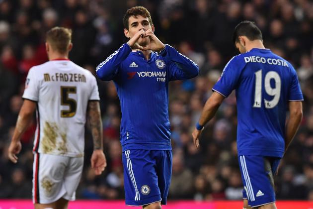 MK Dons vs. Chelsea: Live Score, Highlights from FA Cup