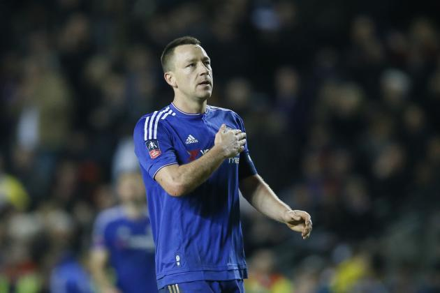 John Terry: Latest News, Rumours, Speculation on Chelsea Star's Future