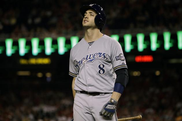 Ryan Braun Injury: Updates on Brewers Star's Recovery from Back Surgery