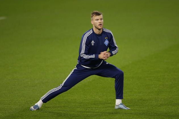 Arsenal Transfer News: Latest Andriy Yarmolenko, Seydou Doumbia Rumours