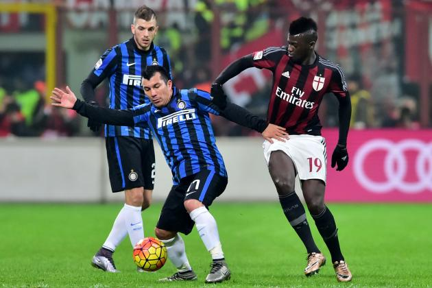 AC Milan vs. Inter Milan: Score, Reaction from 2016 Serie A Match