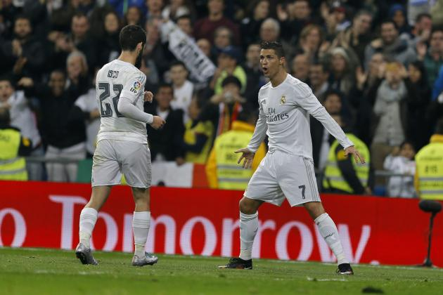 Real Madrid vs. Espanyol: Goals and Highlights from 2016 La Liga Game