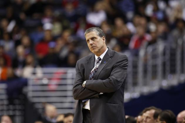 Randy Wittman to Miss Wizards' Next 2 Games After Death of Brother