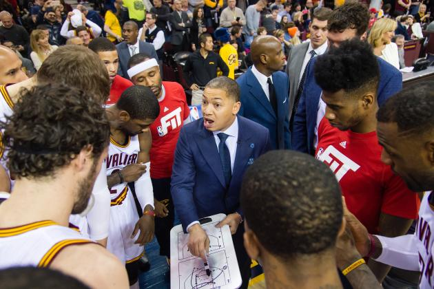 Cleveland Cavaliers Are Starting to Thrive Under New Coach Tyronn Lue