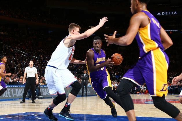 Race to Respectability: Pain and Gain for NY Knicks, LA Lakers' Young Cores