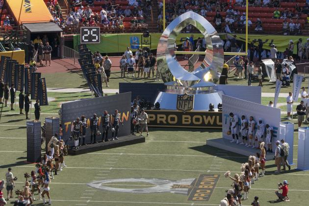 Pro Bowl 2016: Score, MVP and Twitter Reaction for Team Rice vs. Team Irvin