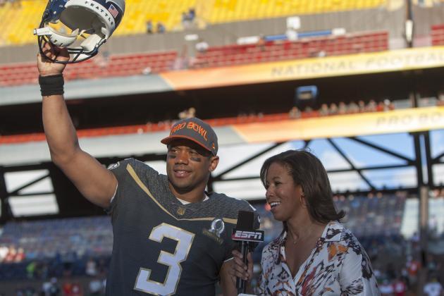 Pro Bowl MVP 2016: Russell Willson Wins Award