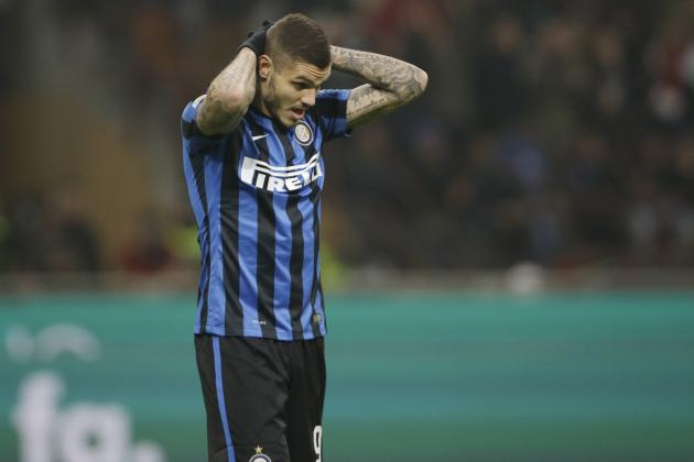 Liverpool Transfer News: Mauro Icardi Price Reportedly Set, Latest Reds Rumours