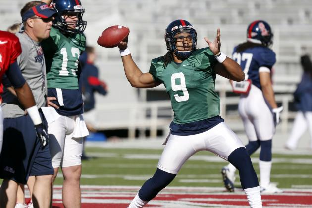 Former Ole Miss QB Maikhail Miller Dies at 23 in Car Accident