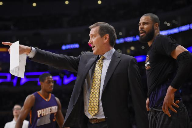 Jeff Hornacek Firing Means It's Time to Blow Up the Phoenix Suns