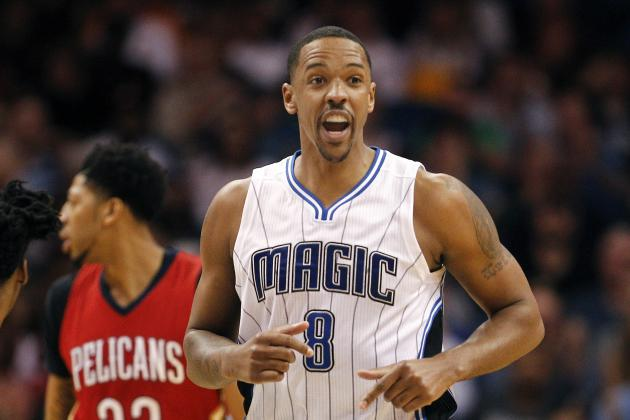 Channing Frye Trade Rumors: Latest News, Speculation on Magic F