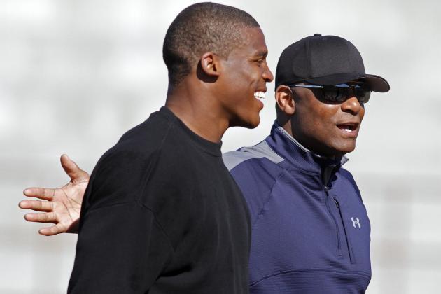Warren Moon Comments on Cam Newton Criticism Ahead of Super Bowl 50