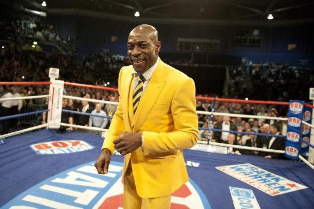 Frank Bruno, Former WBC Heavyweight Champion, Comments on Comeback