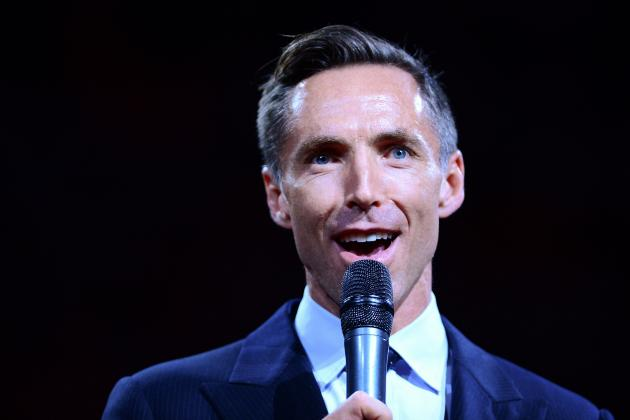 Steve Nash: Latest News, Rumors, Speculation on Warriors Consultant