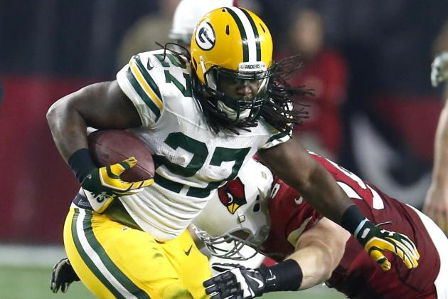 Eddie Lacy Reportedly Expected to Lose 30 Pounds by Packers