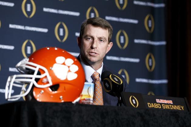 Will Clemson Get a National Championship Game Bump in Recruiting?