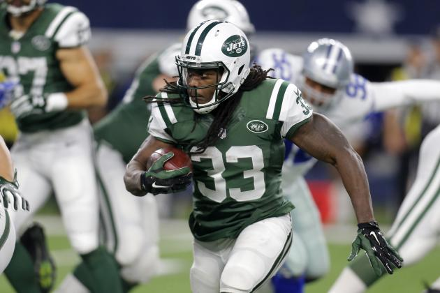 Chris Ivory: Latest News, Rumors and Speculation on Free-Agent RB