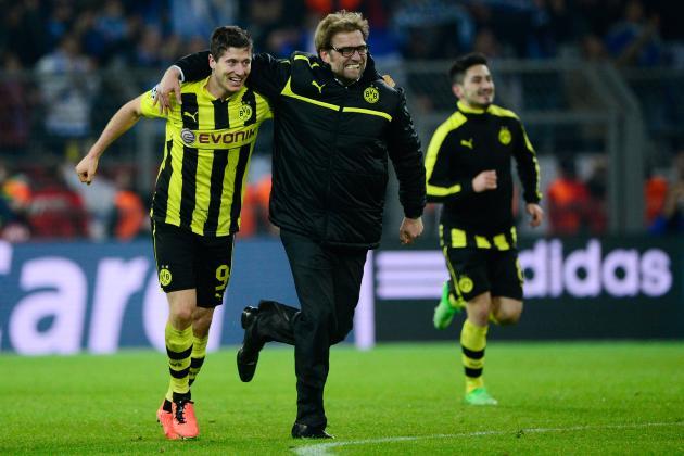 Robert Lewandowski Comments on Jurgen Klopp's Tenure at Liverpool