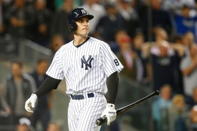 Greg Bird Injury: Updates on Yankees 1B's Recovery from Shoulder Surgery