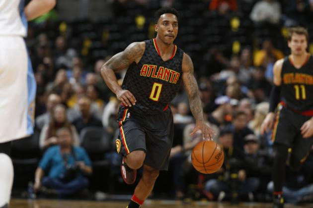 NBA Rumors: Latest Trade Buzz Surrounding Jeff Teague, Channing Frye and More