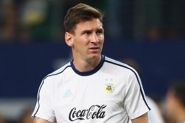 Lionel Messi Won't Participate at 2016 Olympics According to Gerardo Martino