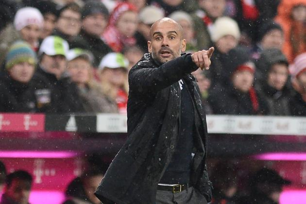 UK Back Pages: Pep Guardiola to Man City Is the 'Best Deadline Day Deal Ever'