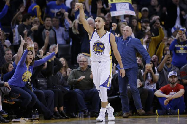 Stephen Curry Comments on Potentially Participating in NBA 3-Point Contest
