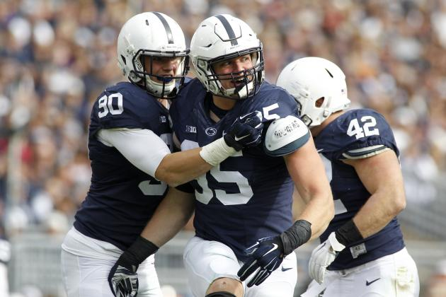 Penn State Has Trio of Impact DL in 2016 NFL Draft