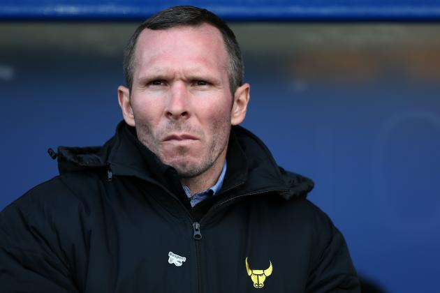 Manchester United Academy Role Reportedly Rejected by Oxford's Michael Appleton