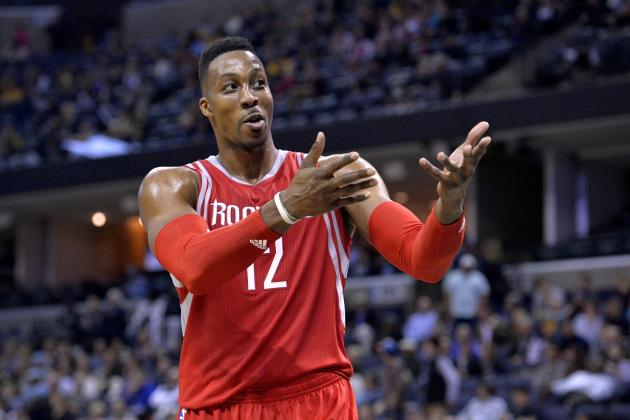 Dwight Howard Suspended: Latest Details, Comments and Reaction