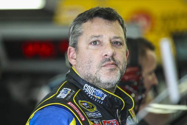 Tony Stewart Hospitalized: Updates on NASCAR Star's Back After ATV Accident
