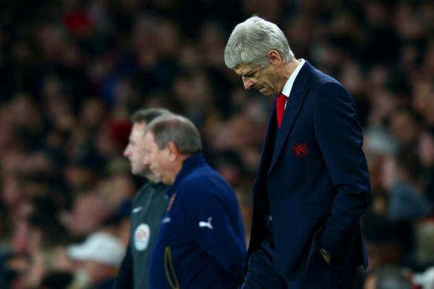Arsenal Transfer News: Paul Merson Slams Gunners' Lack of January Action