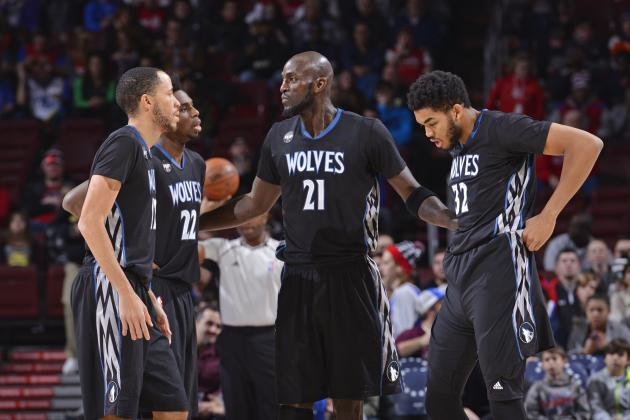 Kevin Garnett Comments on Timberwolves Coaches, Future of the Franchise and More