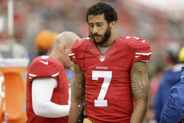 Colin Kaepernick Rumors: QB Reportedly Wants to Join Jets If He Leaves 49ers