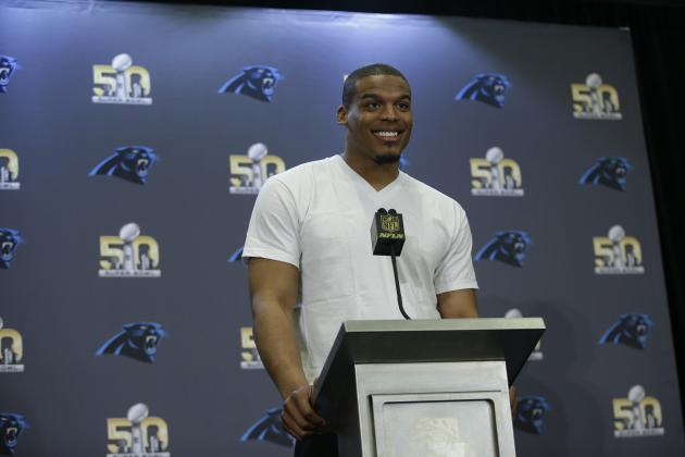 Cam Newton Comments on Race, Being a Role Model for Kids