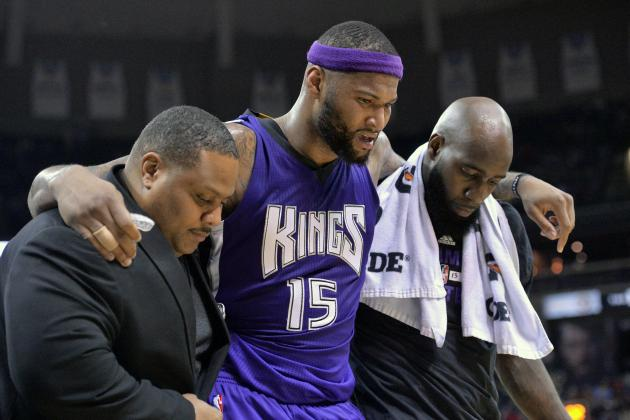 DeMarcus Cousins Injury: Updates on Kings Star's Knee and Return