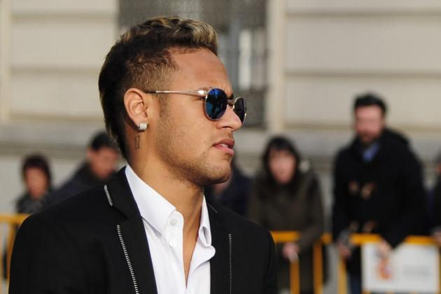 Neymar Investigated for Separate Tax Fraud Allegations in Brazil