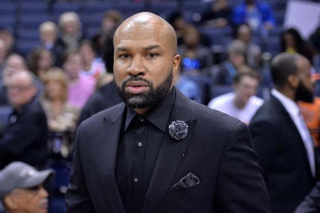 Derek Fisher Fired by Knicks: Latest Details, Comments and Reaction