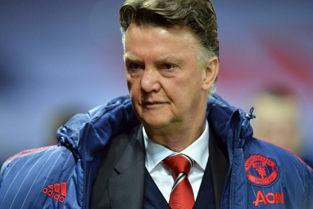 Louis Van Gaal Talks Anthony Martial and More After Manchester United Beat Stoke