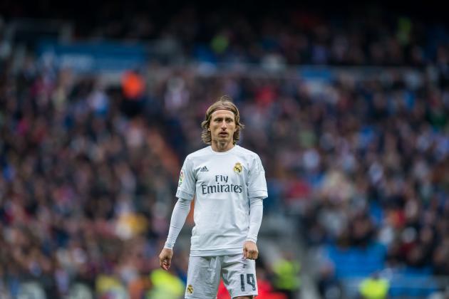 Real Madrid's Luka Modric on Zinedine Zidane: His Advice Is 'Like Gold Dust'