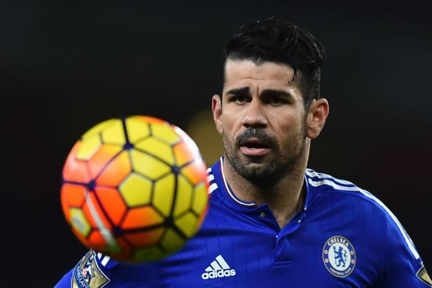 Chelsea Transfer News: Latest Diego Costa Rumours After Jackson Martinez Sale