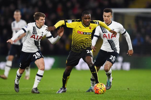 Tottenham vs. Watford: Team News, Preview, Live Stream, TV Info, Ticket News