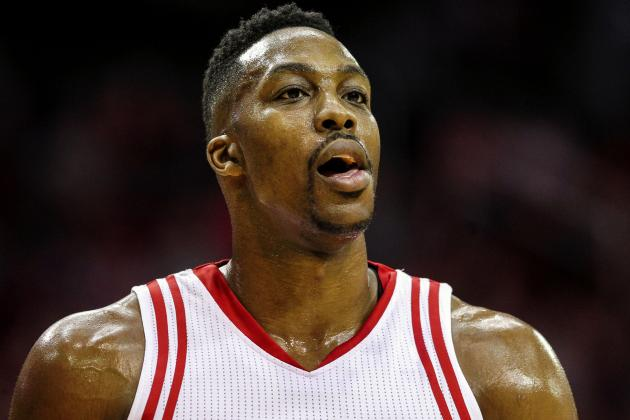 Dwight Howard Trade Rumors: Latest News, Speculation on Rockets Center