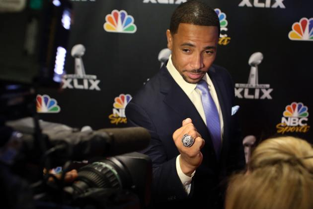 Rodney Harrison Says He Would 'Try to Hurt' Cam Newton in Super Bowl