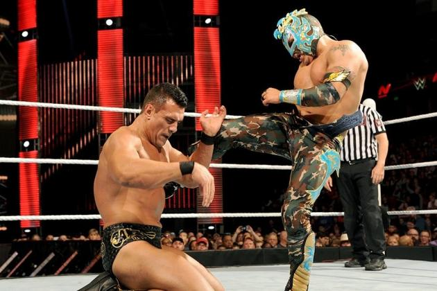 Ryan Dilbert's 10-Count: Kalisto Needs to Move on from Alberto Del Rio Feud