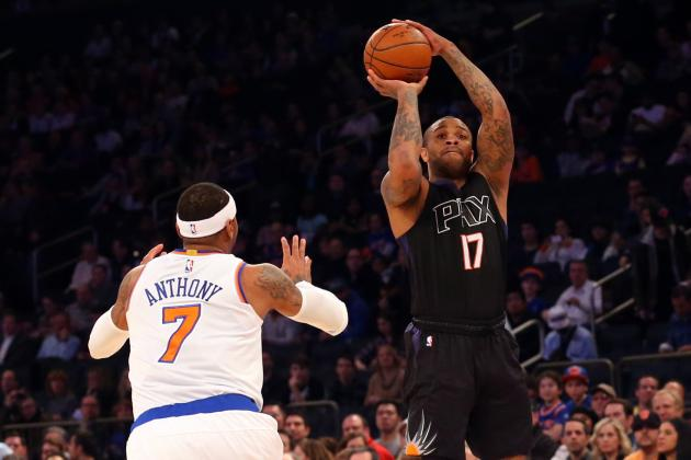 P.J. Tucker Trade Rumors: Latest News and Speculation on Suns SF