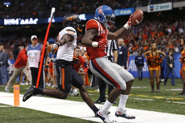 2016 NFL Draft: Ole Miss WR Laquon Treadwell Has Instant-Impact Potential