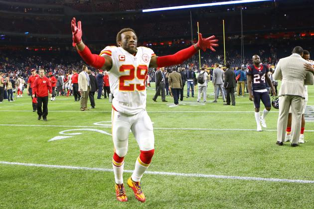 Eric Berry Reportedly Franchise-Tagged by Chiefs