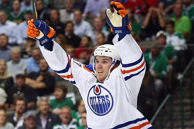 What Would It Take for Connor McDavid to Win the Calder Trophy?