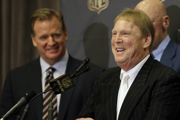 Roger Goodell Comments on Raiders' Potential Move to Las Vegas
